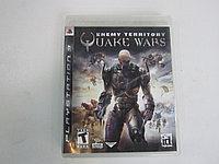 Игра для PS3 Enemy Territory: Quake Wars (вскрытый), фото 1