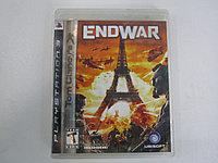 Игра для PS3 End War Tom Clancy's (вскрытый), фото 1