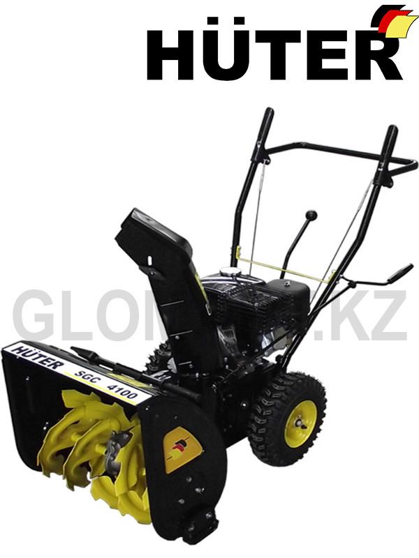 Снегоуборщик Huter SGC 4100 (Хутер)