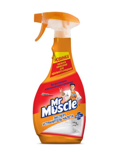 Чистящее Mr.muscle от налета 500гр