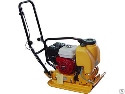 Виброплита ХЗР-80 (двигатель электрический), фото 2