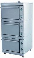 Шкаф жарочный ЭШВ-3 трехсекционный