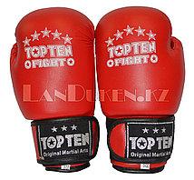 Боксерские перчатки TOP TEN OZ-8