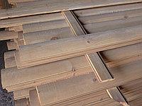 Блок-хаус (обшивка) из сосны, лиственницы собственного производства