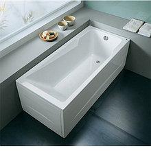 Ванны акриловые прямоугольные, асимметричные, симметричные