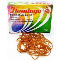 Резинка канцелярская 100гр Flamingo