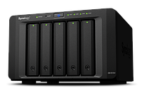NAS-сервер Synology DS1515 5xHDD «All-in-1» (до 15-ти HDD два модуля DX513 до 120ТБ!!!)