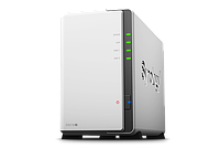 NAS-сервер Synology DS216j 2xHDD NAS-сервер для дома и бизнеса