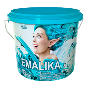 Эмаль для радиаторов б.з. Alina Paint EMALIKA 1кг