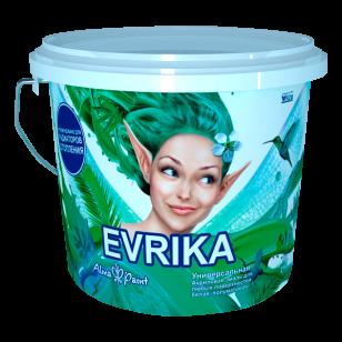 Эмаль для радиаторов б.з. Alina Paint EVRIKA 1 кг