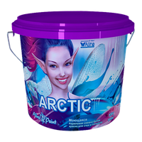 Водоэмульсионные моющиеся краски Alina Paint Arctic 15 кг