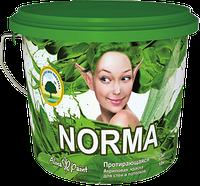 Водоэмульсионные протирающиеся краски Alina Paint NORMA  1 кг