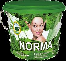 Водоэмульсионные протирающиеся краски Alina Paint NORMA 7 кг