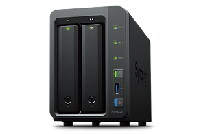NAS-сервер Synology DS716+II   2xHDD NAS-сервер «All-in-1» (до 7-и HDD модуль DX513)