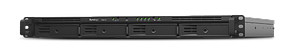 NAS-сервер Synology RS815+ 4xHDD 1U NAS-сервер «All-in-1» (до 8-и HDD модуль RX415) RKS1314 RKM114