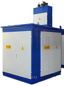 Комплектная трансформаторная подстанция наружной установки КТПН 63-10(6)/0,4 кВа