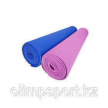 Йога мат, коврик для фитнеса и для гимнастики, каремат