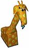 Жираф Федя
