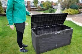 Ящик для садового инвентаря BOXE RATO-MBR310 Prosperplast Польша