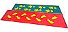 Дорожка со следочками «Шагайка»