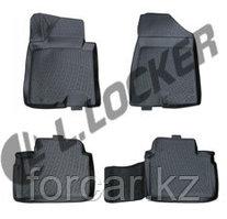 3D Коврики в салон Kia Cee'd III hatchback (12-)  L.Locker