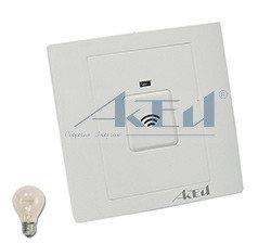 Выключатель для скрытой проводки ВА-14 энергосберегающий оптико-акустический