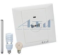 Выключатель для скрытой проводки ВА-15 энергосберегающий оптико-акустический