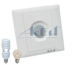 Выключатель энергосберегающий ВИ-11 с инфракрасным датчиком движения для ламп накаливания