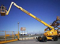 Аренда подъёмника телескопического самоходного 25 метров Haulotte H25TPX