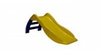 Горка пластмассовая для бассейна