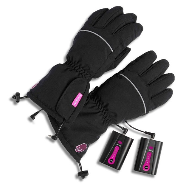 Электрогрелка-перчатки GU 920 + CP 951 (с аккамуляторами)