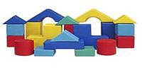 Детский конструктор «Малышок» 20 предметов