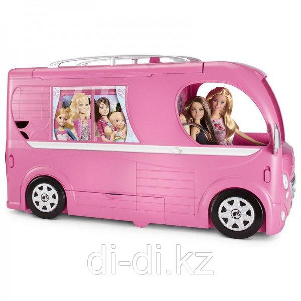 Игрушка Mattel Фургон для путешествий Barbie