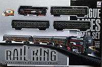 Железная дорога RAIL KING (104 см * 68 см)