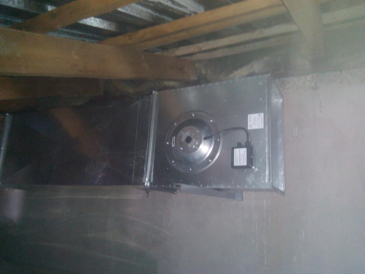 Вентилятор канальный прямоугольный 40-20