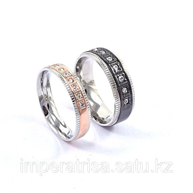 """Парные кольца для влюбленных  """"Искренние чувства""""*"""