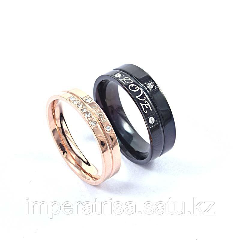"""Парные кольца для влюбленных """"Мечта""""*"""