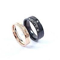 """Парные кольца для влюбленных """"Мечта""""*, фото 1"""