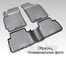 Коврики 3D в салон  Venza, 2013-> 4 шт. (полиуретан) Novline