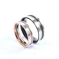 """Парные кольца для влюбленных """"Трепетные чувства""""*, фото 1"""