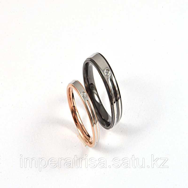 """Парные кольца для влюбленных """"Вечность""""*"""