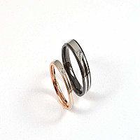 """Парные кольца для влюбленных """"Вечность""""*, фото 1"""