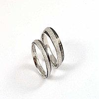 """Парные кольца для влюбленных """"Эвлин"""", фото 1"""
