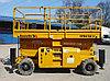 Аренда Ножничного подъёмника самоходного 18 метров Haulotte H18SX