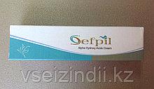 10% Сефпил Sefpil пилинг-крем с миндальной кислотой, витамином В и Е