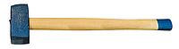 Кувалда 2000 гр.кованая головка (деревянная рукоятка) 10949 (002)