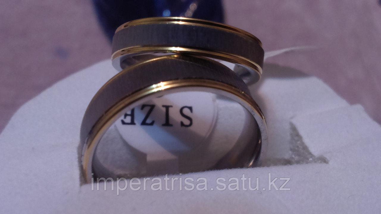 """Парные кольца для влюбленных """"Без лишних слов""""*"""