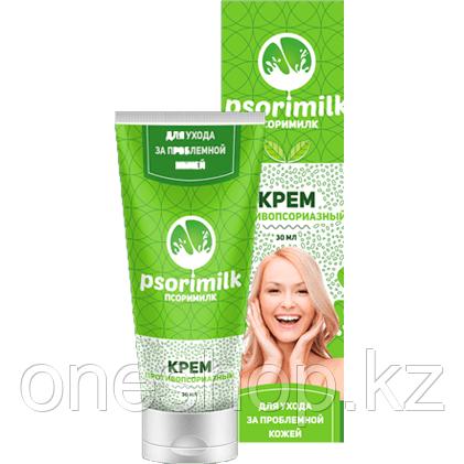 Крем Psorimilk от псориаза