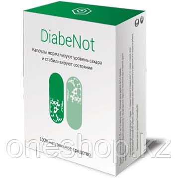 Лекарство DiabeNot от сахарного диабета (20 капсул)