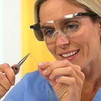 Увеличительные очки для мелких работ Zoom HD 160